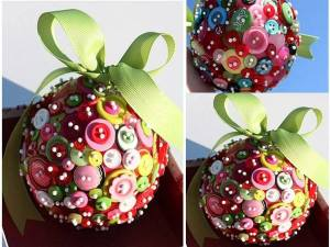 Decorative Ornaments as Favors