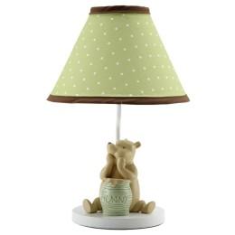 Baby shower lamp