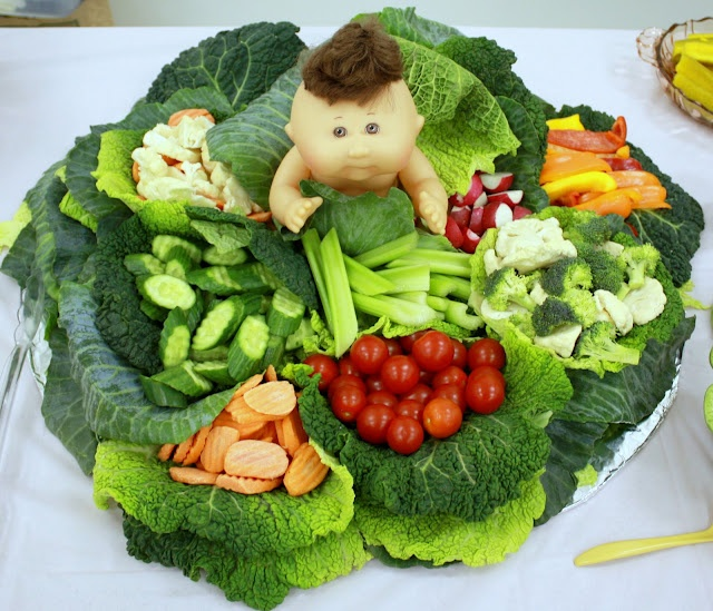 pics photos creative baby shower food ideas