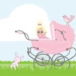 themes for baby girl