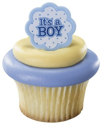 Babyshower toppers and picks